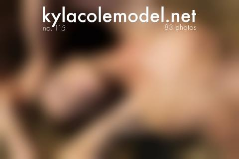 Kyla Cole - Gallery Cover no. 115