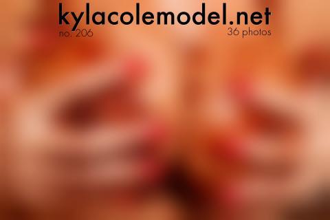 Kyla Cole - Gallery Cover no. 206