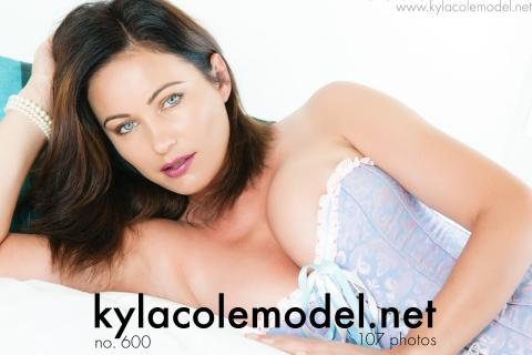 Kyla Cole - Gallery Cover no. 600