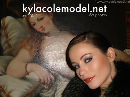 Kyla Cole - Gallery Cover no. 602