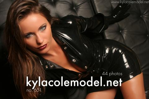 Kyla Cole - Gallery Cover no. 651