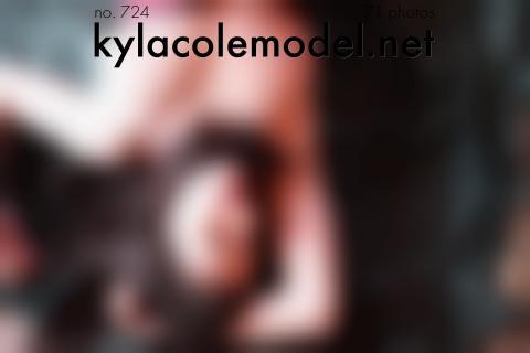 Kyla Cole - Gallery Cover no. 724